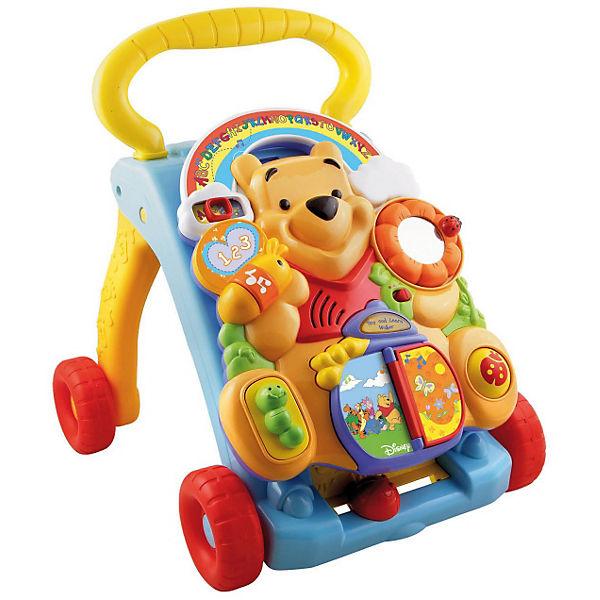 Winnie Puuh 2-in-1 Laufwagen, Disney Winnie Puuh
