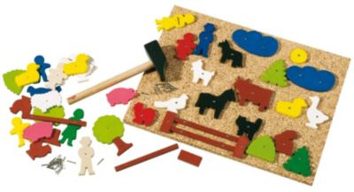 HABA 2317 Nagelspiel Pic-Pac