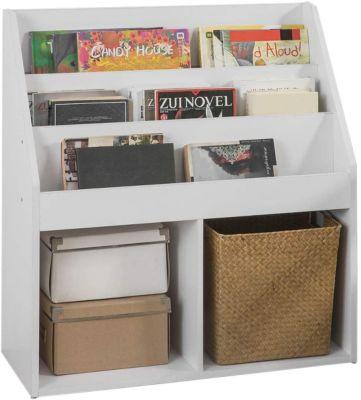 Bücherregal für Kinder, Aufbewahrungsregal, SoBuy®