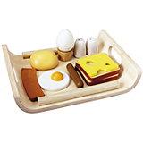 "PLAN TOYS 3415 Набор ""Завтрак на подносе"""