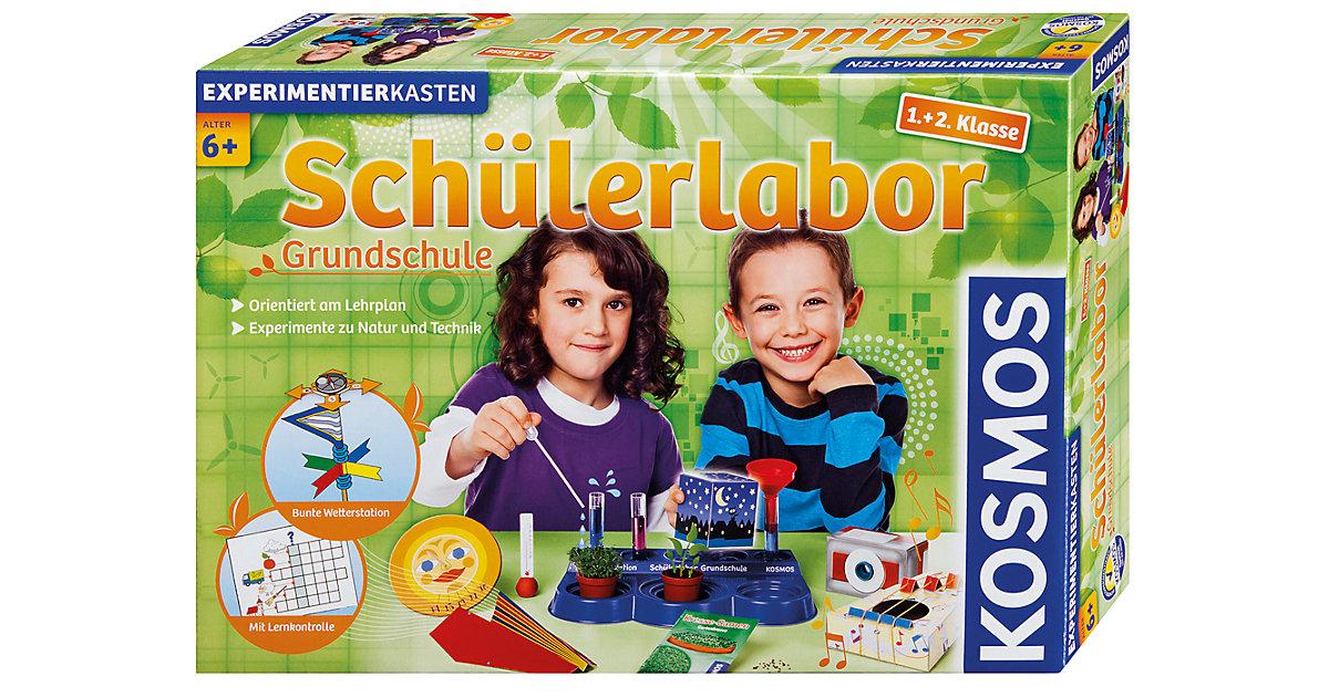Schülerlabor Grundschule 1.+2. Klasse