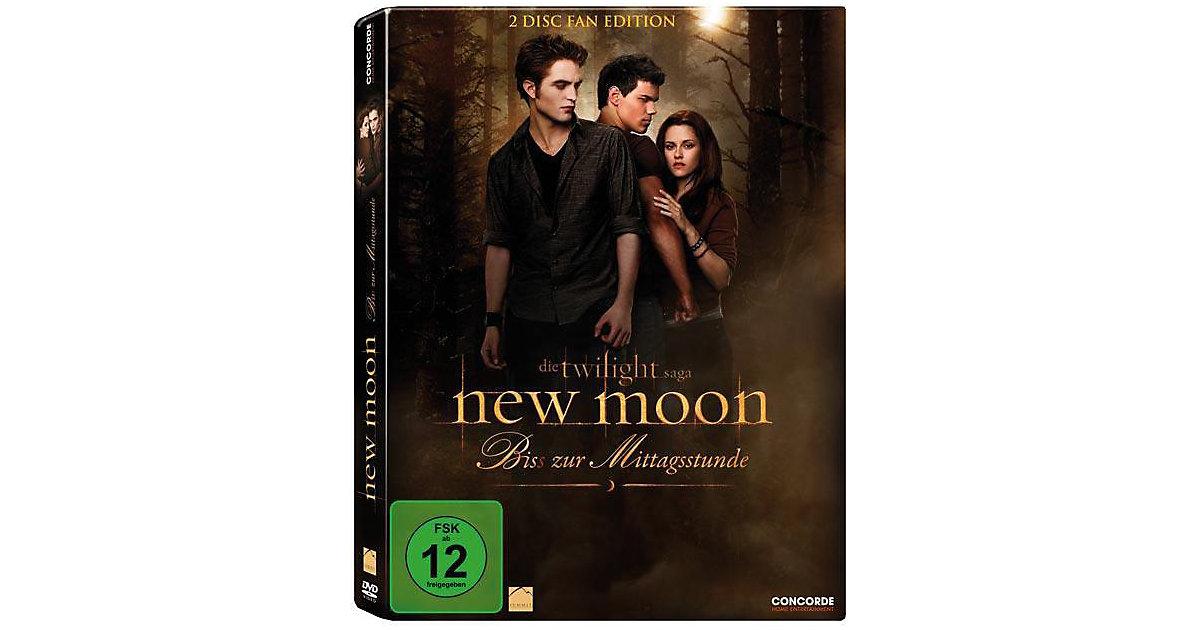 DVD Twilight - Biss zur Mittagsstunde 2 DVDs Sonderedition Hörbuch