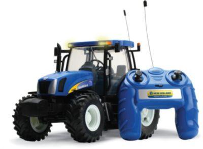 Britains - New Holland RC-Traktor T6070 1:16