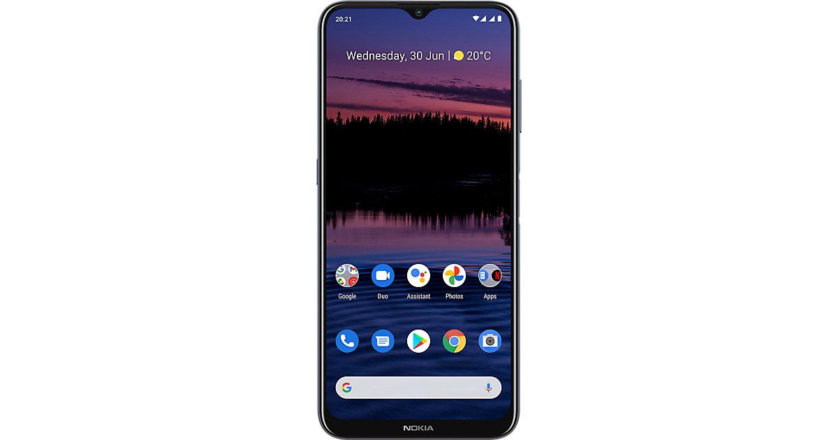 Nokia G20, 64GB, Dual SIM, Night dunkelblau