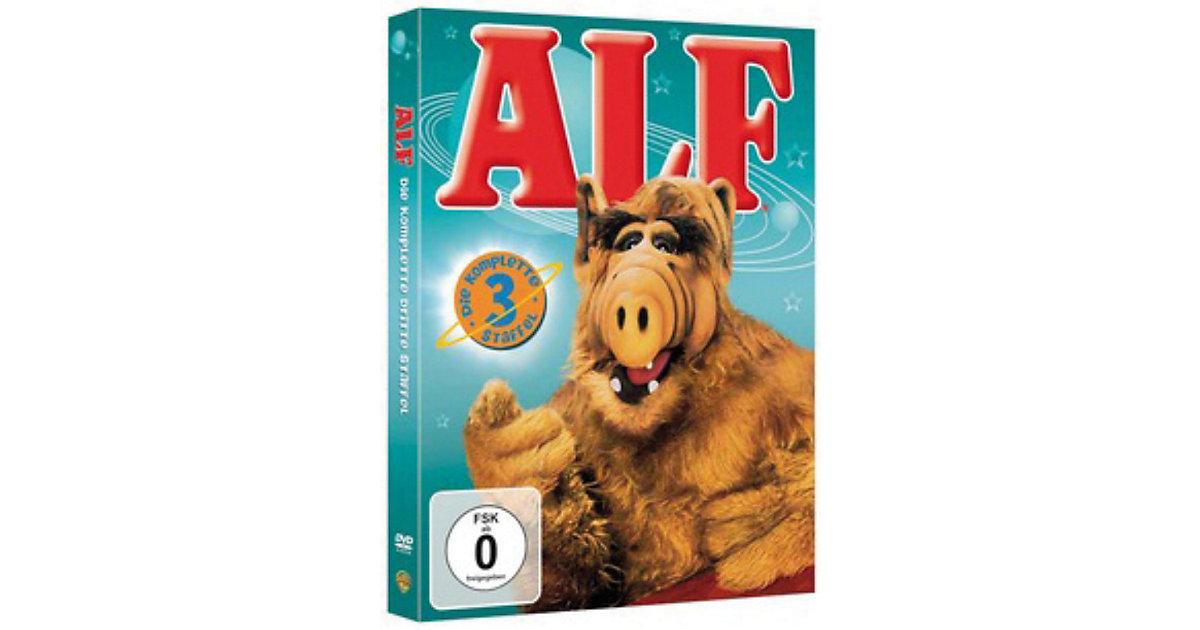 DVD ALF - Season 3 (4 DVDs)