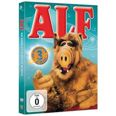 DVD ALF - Season 3 (4 DVDs)
