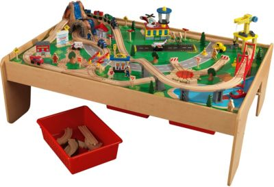 Eisenbahnset & Spieltisch Waterfall Mountain