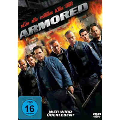 DVD Armored