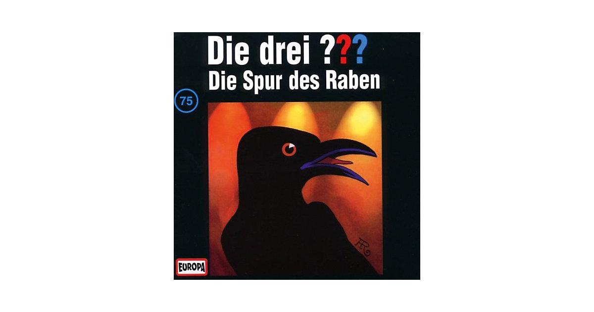 CD Die Drei ??? 075/Die Spur des Raben