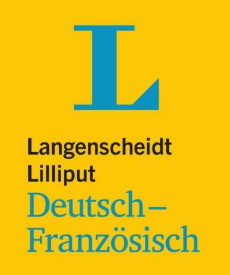 Buch - Langenscheidt Lilliput Deutsch-Französisch