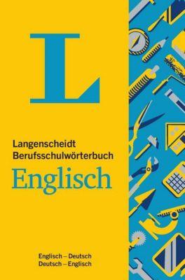 Buch - Langenscheidt Berufsschulwörterbuch Englisch