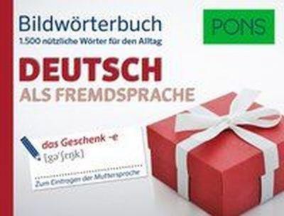 Buch - PONS Bildwörterbuch Deutsch als Fremdsprache