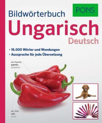 Buch - PONS Bildwörterbuch Ungarisch / Deutsch