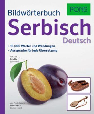 Buch - PONS Bildwörterbuch Serbisch - Deutsch