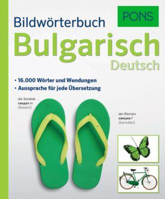 Buch - PONS Bildwörterbuch Bulgarisch