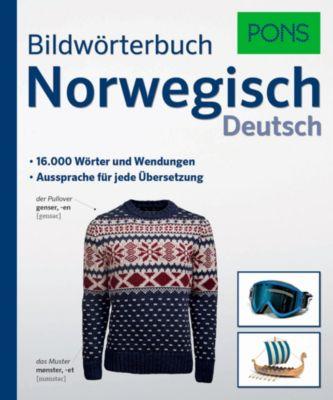 Buch - PONS Bildwörterbuch Norwegisch