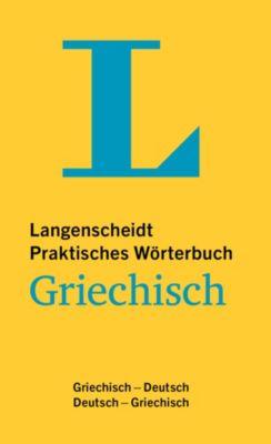 Buch - Langenscheidt Praktisches Wörterbuch Griechisch