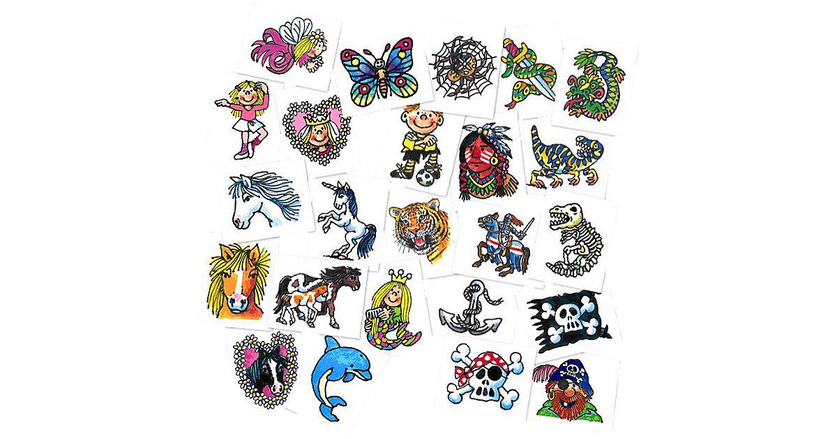 Mini-Tattoo-Sets Kids 24-tlg,