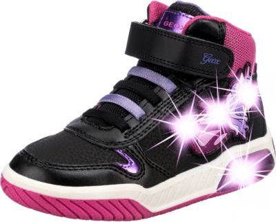 Sneakers High INEK  schwarz Gr. 29 Mädchen Kinder
