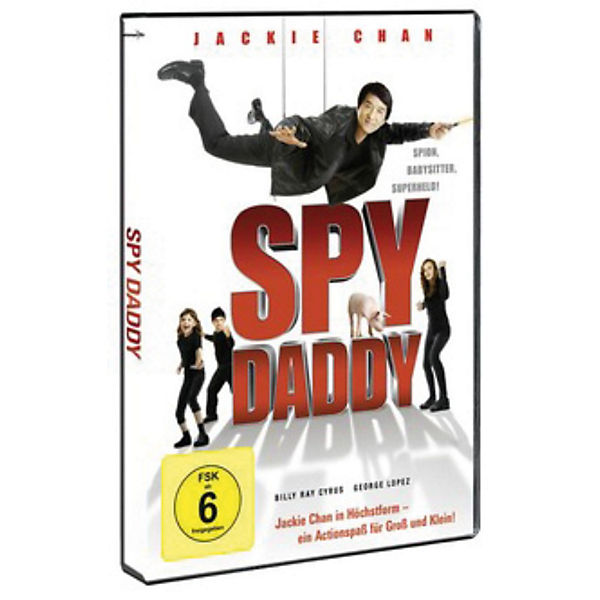 DVD Spy Daddy