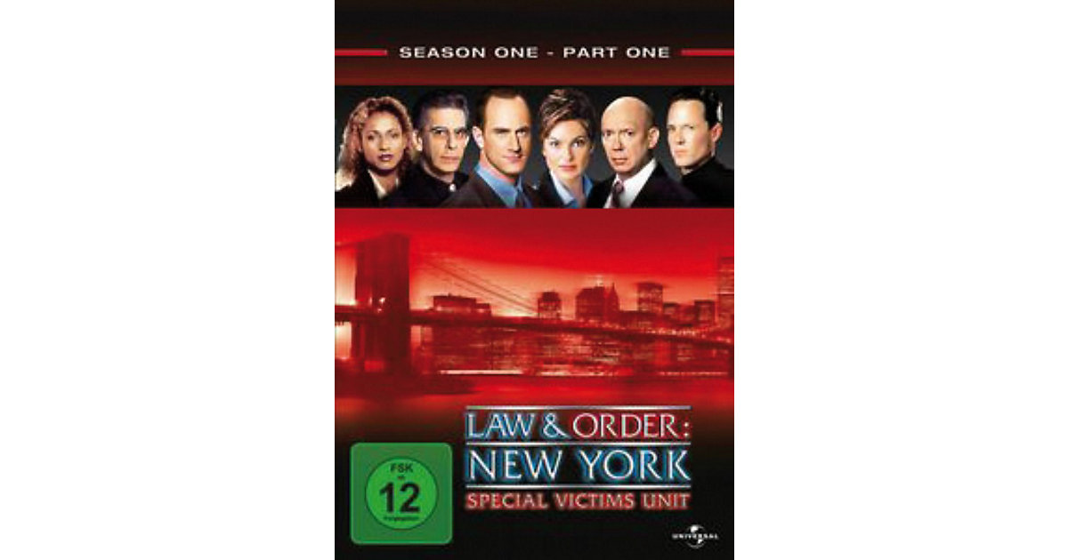 DVD Law & Order: New York - Special Victims Uni...