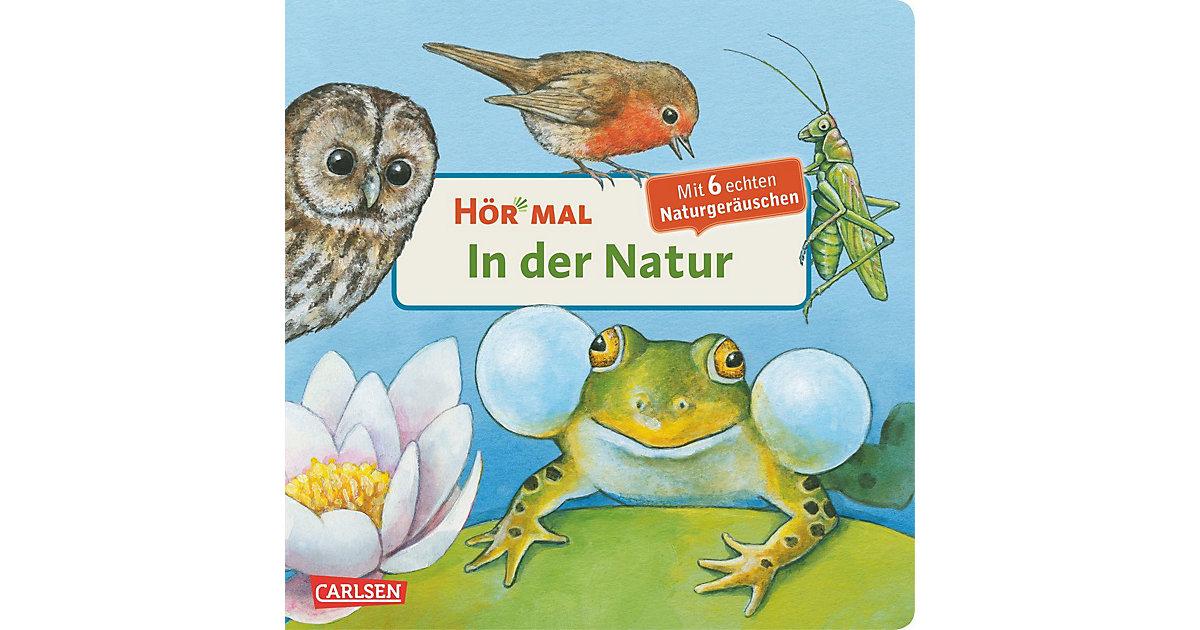 Hör mal: In der Natur, Soundbuch mit Naturgeräuschen