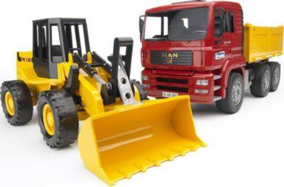Bruder Spielzeug - Auto, Traktor, LKW & Bagger günstig online kaufen | myToys