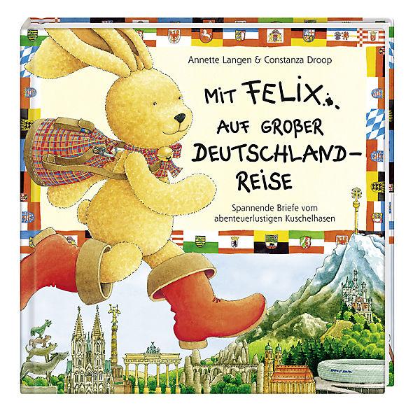 Mit Felix Auf Grosser Deutschlandreise Annette Langen Constanza