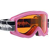 """Горнолыжные очки Alpina """"CARVY 2.0 SH rose SLT S2/SLT S2"""""""