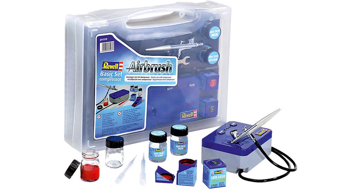 Revell Modellbausatz - Basic Set mit Kompressor