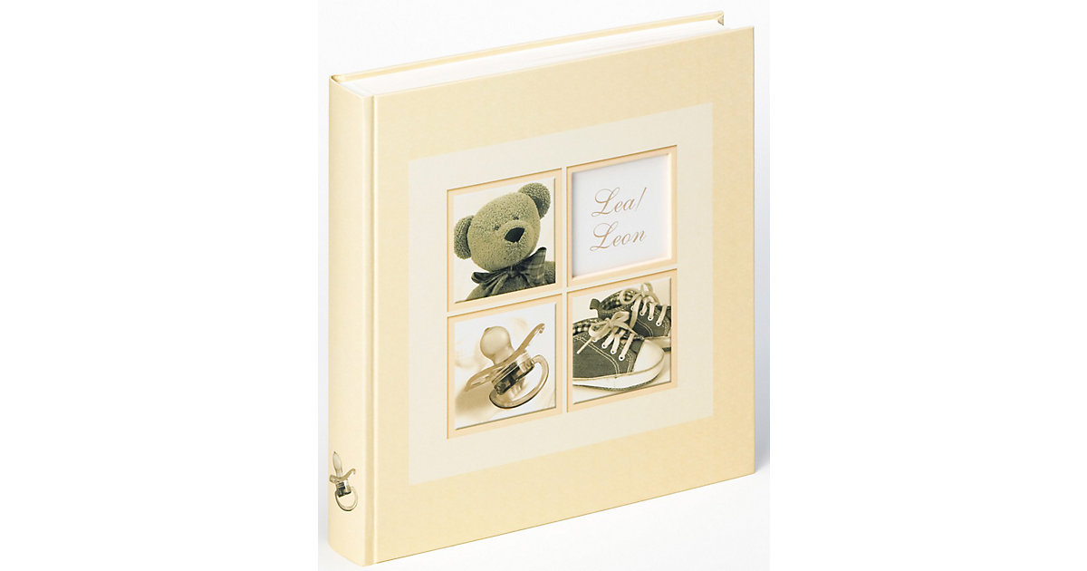 walther · Baby-Fotoalbum Sweet Things, 60 Seiten