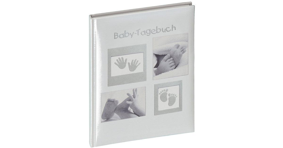 Buch - Baby-Tagebuch Little Foot, 46 Seiten