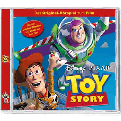 CD Walt Disneys Toy Story 1