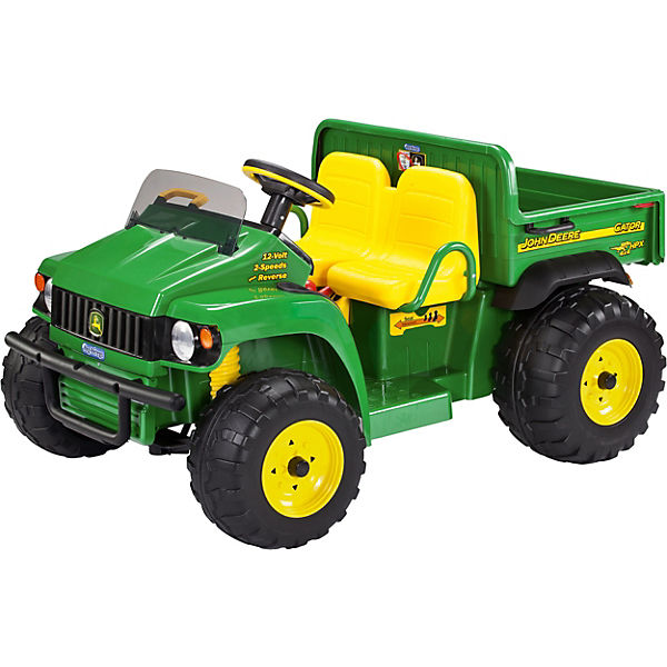 john deere elektrofahrzeug gator hpx 12v john deere mytoys. Black Bedroom Furniture Sets. Home Design Ideas
