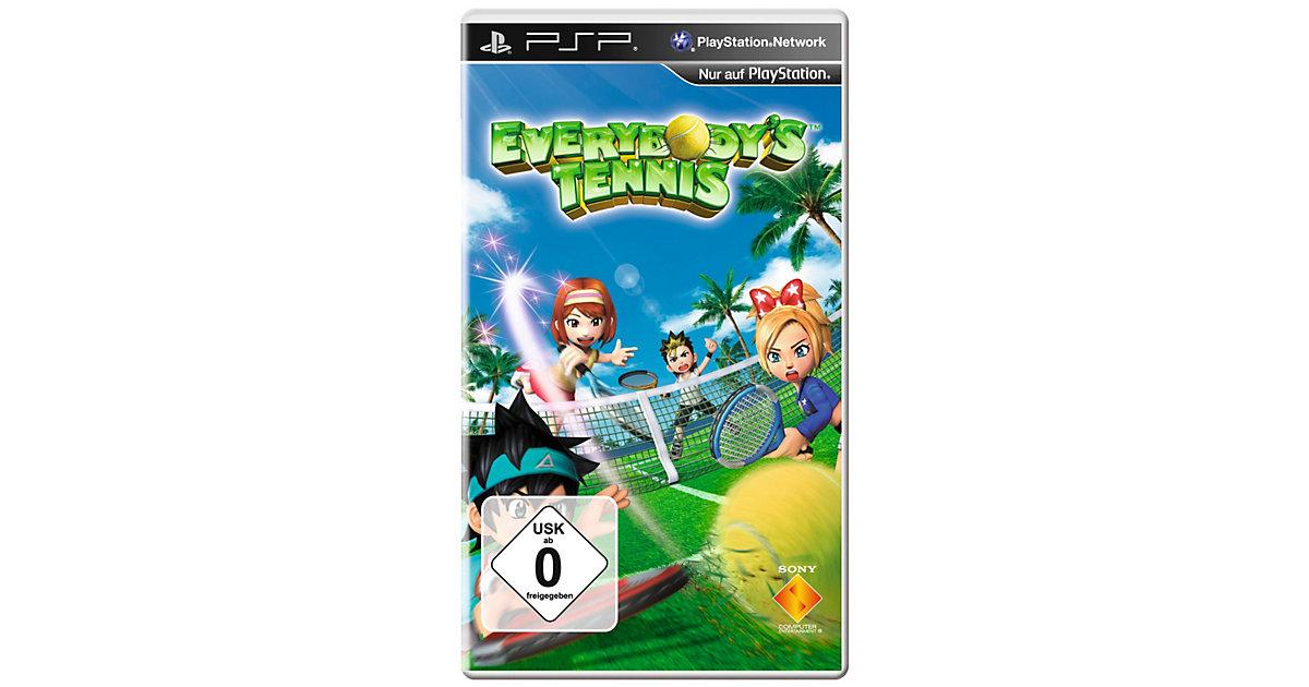 Vorschaubild von PSP Everybody´s Tennis