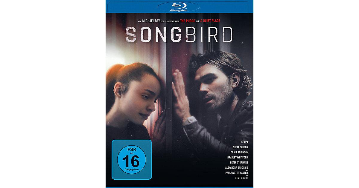 BLU-RAY Songbird Hörbuch