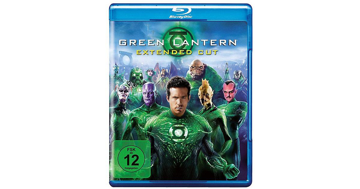 BLU-RAY Green Lantern Hörbuch