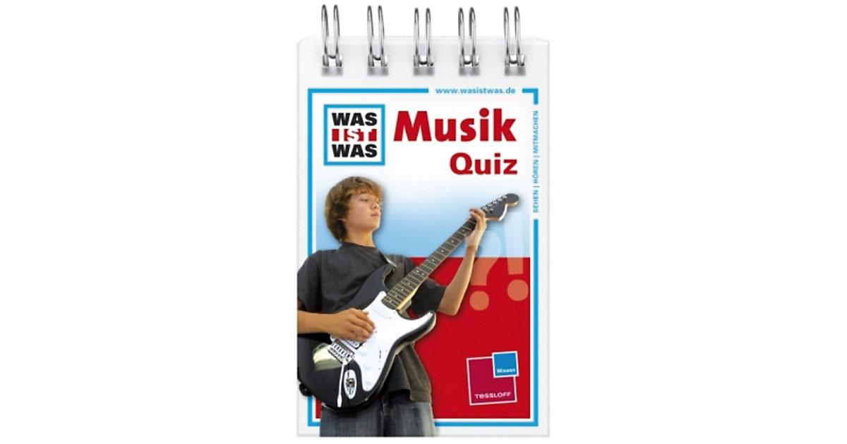 WAS IST WAS Quiz: Musik