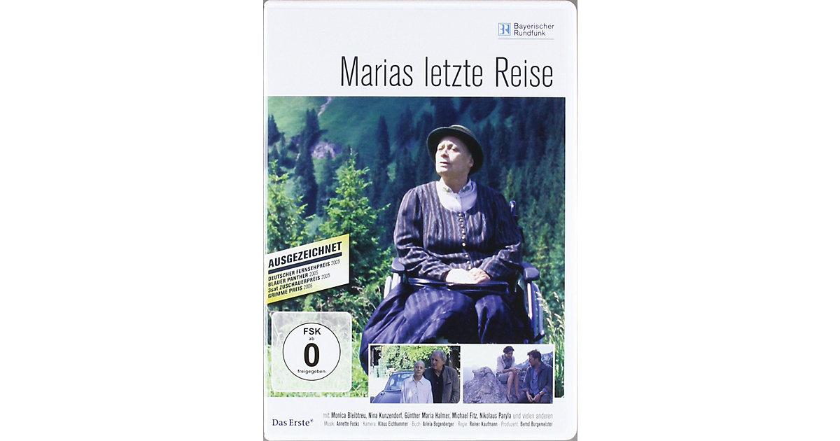 DVD Marias Letzte Reise