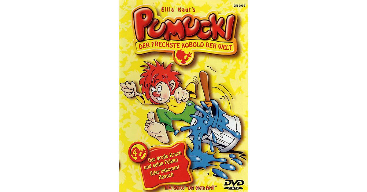 DVD Pumuckl 4 Doppelfolgen Hörbuch
