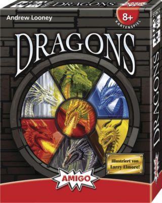 Dragons Kartenspiel von  ab 8 Jahre