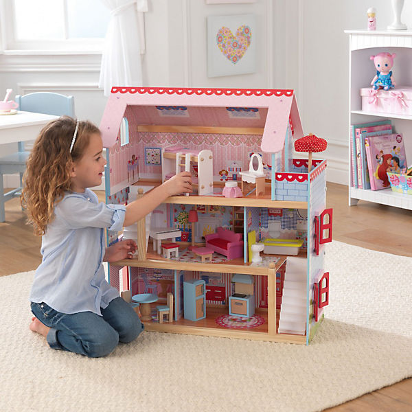 Puppenhaus chelsea kidkraft