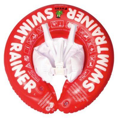 Надувной круг Swimtrainer Classic, красный