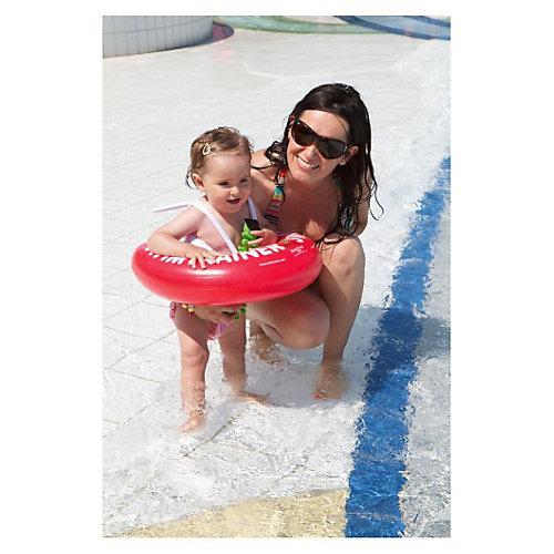 Надувной круг Swimtrainer Classic, красный от Swimtrainer
