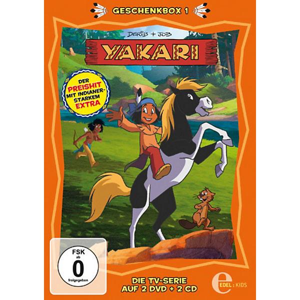 Geschenkbox yakari