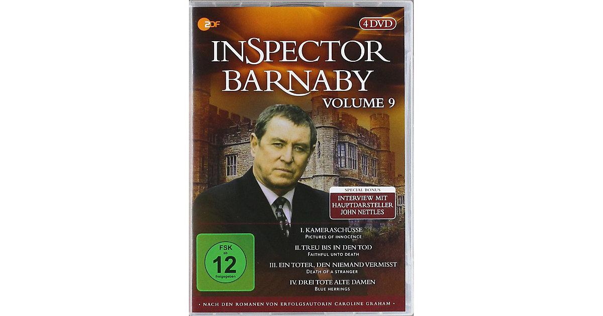 DVD Inspector Barnaby Vol.9