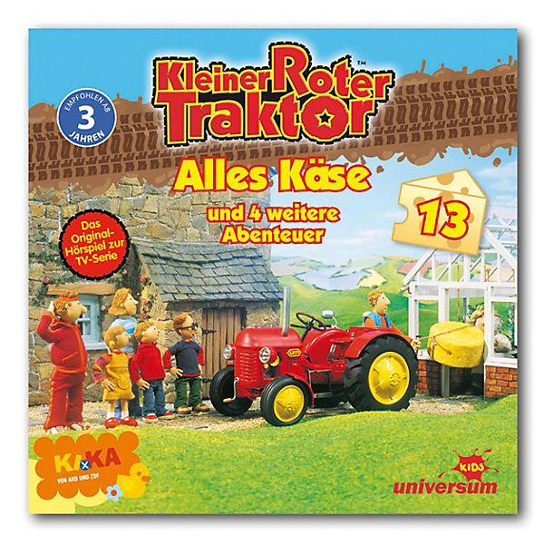 cd kleiner roter traktor 13  alles käse kleiner roter