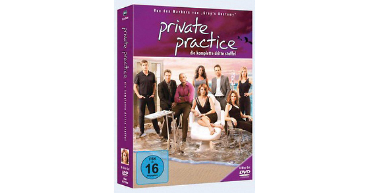 DVD Private Practice - Season 3