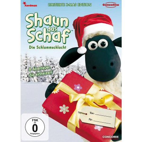 Dvd Shaun Das Schaf Die Schlammschlacht Shaun Das Schaf Mytoys