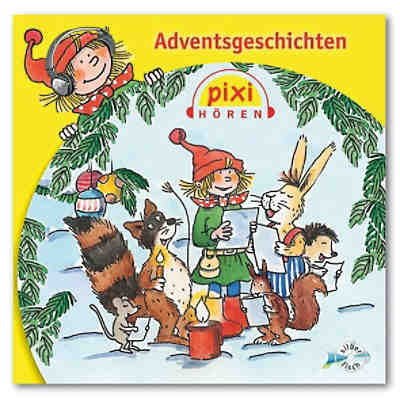Pixi hören: Adventsgeschichten, 1 Audio-CD